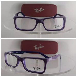 New Authentic Ray Ban RB1534 Junior Eyeglasses